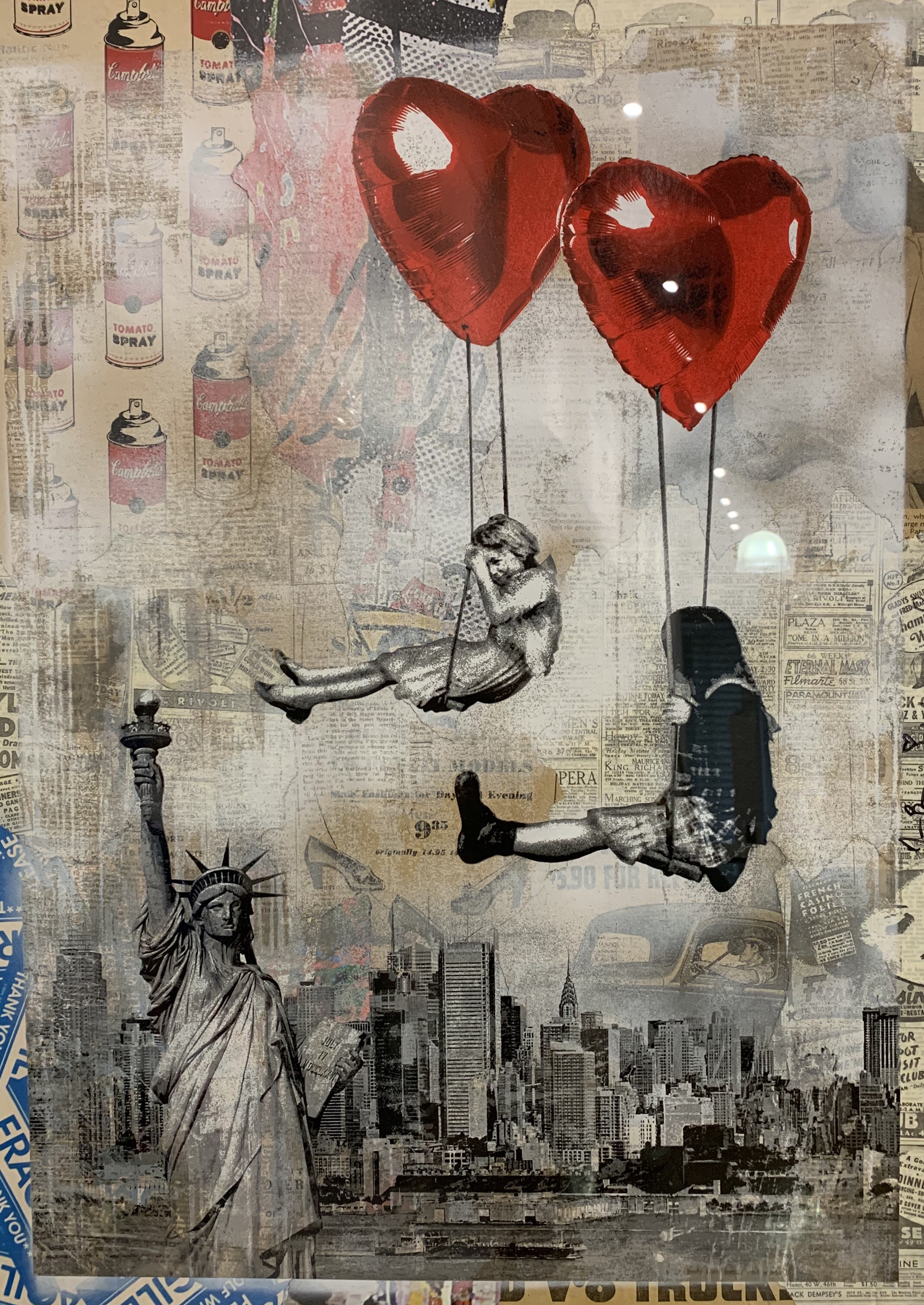 Love is in the Air- New York