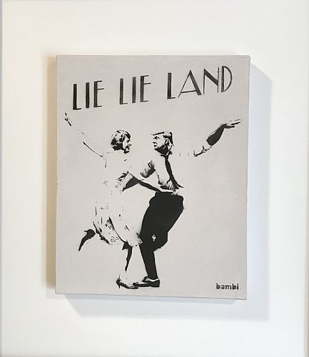 Lie lie Land (Canvas Edition)