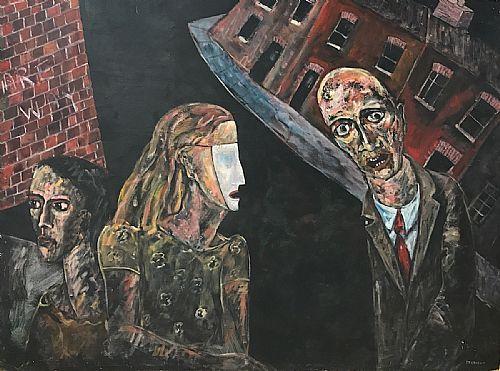 Artworks by Jack Pakenham at Charles Gilmore Irish Art Gallery