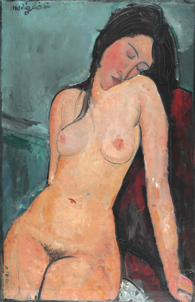 Modigliani at the Ulster Museum