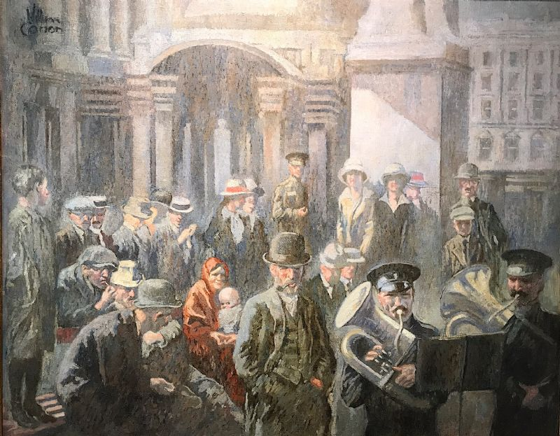 New William Conor Paintings